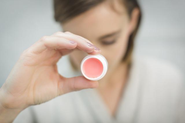růžový gel