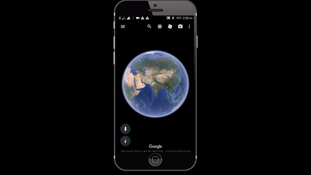 Ancient Earth- projek podobný aplikácii Google Earth, ktorý vás prevedie minulosťou našej planéty