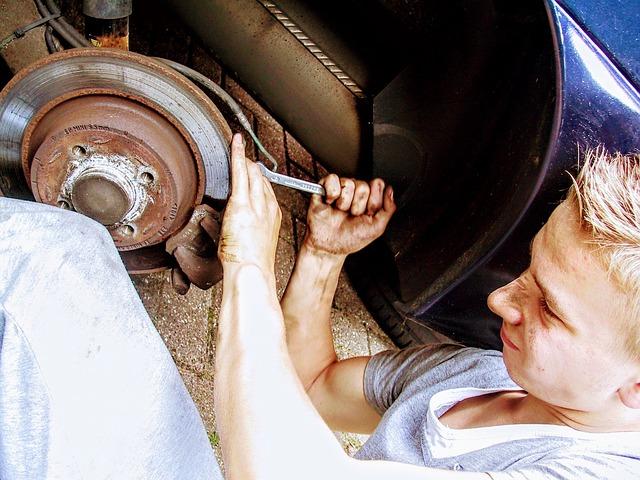 (Každý) automobil si vyžaduje pravidelnú údržbu