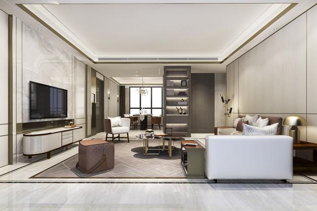 loft-luxury-living-room-with-bookshelf-near-dining-table_105762-1796